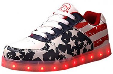 Dayiss blinkende Schuhe