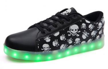 LI&HI leuchtende Schuhe
